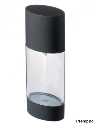 TYG-018-OVAL PLASTIC AIRLESS BOTTLE