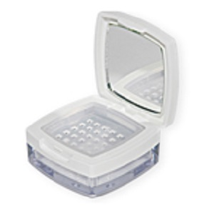 MINERAL POWDER COSMETIC COMPACT HC-262