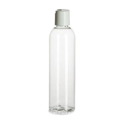CLEAR PLASTIC BOTTLE PJB--049