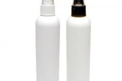 WHITE PLASTIC BOTTLE SO-042
