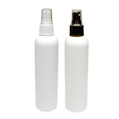 WHITE PLASTIC BOTTLE SO-042