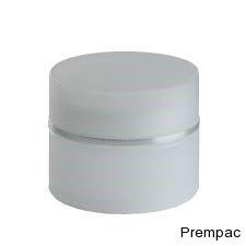PLASTIC COSMETIC JAR EF-008