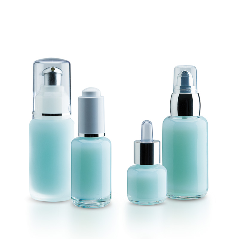 Glass Skincare Packaging