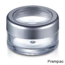 MINERAL POWDER PLASTIC COSMETIC JAR SO-016